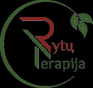 Rytų terapija logo